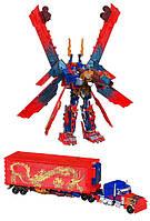 Ultimate Optimus Prime MechTech Dragon Edition - самый большой Оптимус