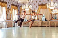 Балетный линолеум для сцены и танцев Grabo (Венгрия)