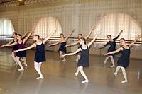 Балетный линолеум для сцены и танцев Grabo (Венгрия) 976
