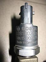 Датчик давления топлива Bosch 0281002405 на Fiat: Bravo, Doblo, Ducato, Marea, Palio, Punto, Stilo