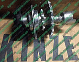 Звёздочка GA10137 KINZE Double Sprocket And Bearing, Drive Clutch z11/19 звездочки Kinze  HORSCH 00401884, фото 3