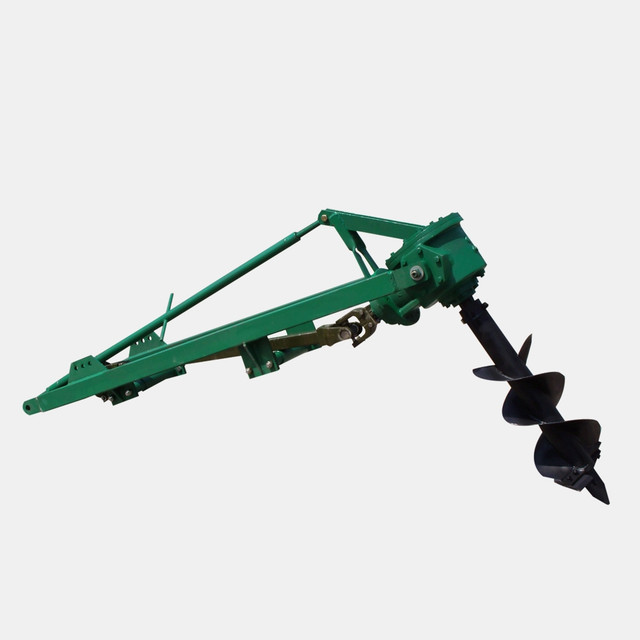 Буры для трактора и минитрактора