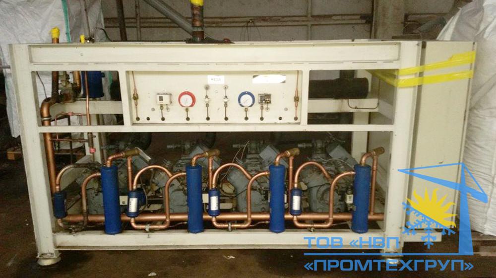 Холодильная установка б/у COPELAND D4ST-200X (338.8 m3/h)