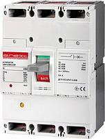 Шкафной автоматический выключатель e.industrial.ukm.630S.630, 3р, 630А