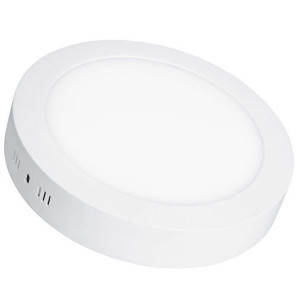 Светильник точечный светодиодный 6Вт накладной Biom круглый белый свет, фото 2