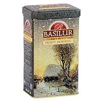 Черный чай Basilur Морозное утро ж/б 85 г Подарочная