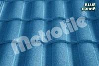 Композитная черепица METROROMAN (Метророман) Blue
