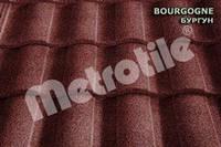 Композитная черепица METROROMAN (Метророман) Bourgogne