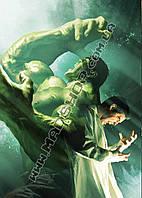 Картина 40х60 см Халк Hulk альтер-эго