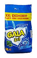Порошок Gala Автомат Морская свежесть 3 в 1 - 6 кг.