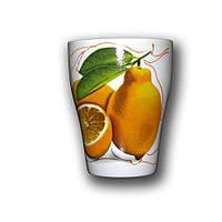 """Кружка """"Бархан"""" 350мл. Лимон"""