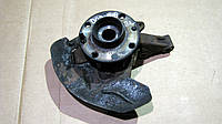 Поворотный кулак Фиат Добло до 2005 г.в. под АБС передний левый 46540655