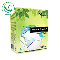 Концентрированный бесфосфатный стиральный порошок Royal Powder Universal  с ароматом белых цветов 1 кг