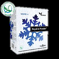 Концентрированный стиральный порошок для стирки белых вещей Royal Powder White 1 кг
