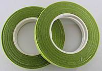 Флористическая лента (флорлента, тейп-лента). Цвет - салатовый