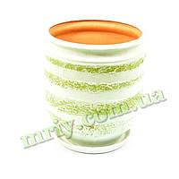 Горшок керамический для цветов Абсолют