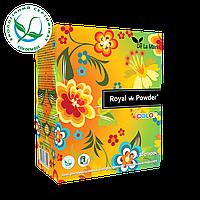Безфосфатный концентрированный стиральный порошок для цветных вещей Royal Powder Color 1 кг