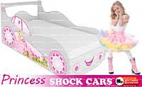 Кровать машина Принцесса - только для Вас на кровать-машина.com.ua, нарисована с любовью!