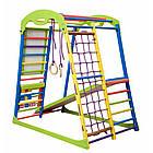 Детский спортивный комплекс для дома SportWood Plus, фото 5