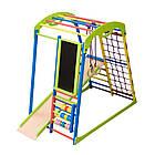 Детский спортивный комплекс для дома SportWood Plus, фото 6
