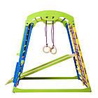 Детский спортивный комплекс для дома SportWood Plus, фото 8