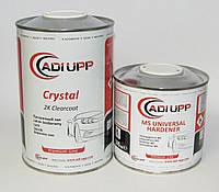 Лак акриловый ADI UPP Crystal 2+1 1л  + отвердитель MS 0,5 л