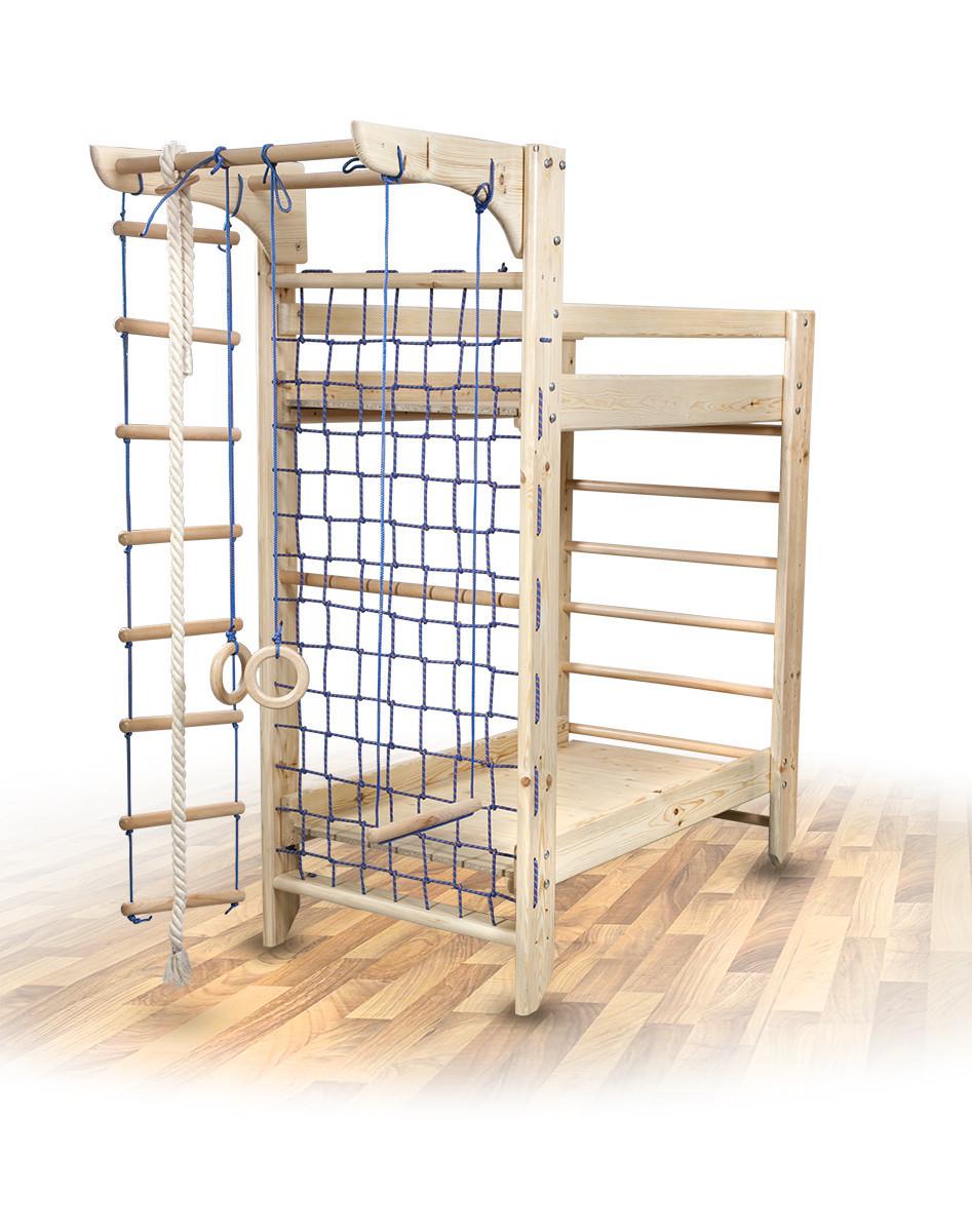 Двох'ярусне ліжко П