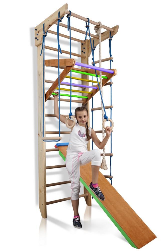 Спортивный комплекс для дома «Kinder 3-240»