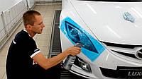 Тонировка сложных фар автомобилей бизнес класса и выше