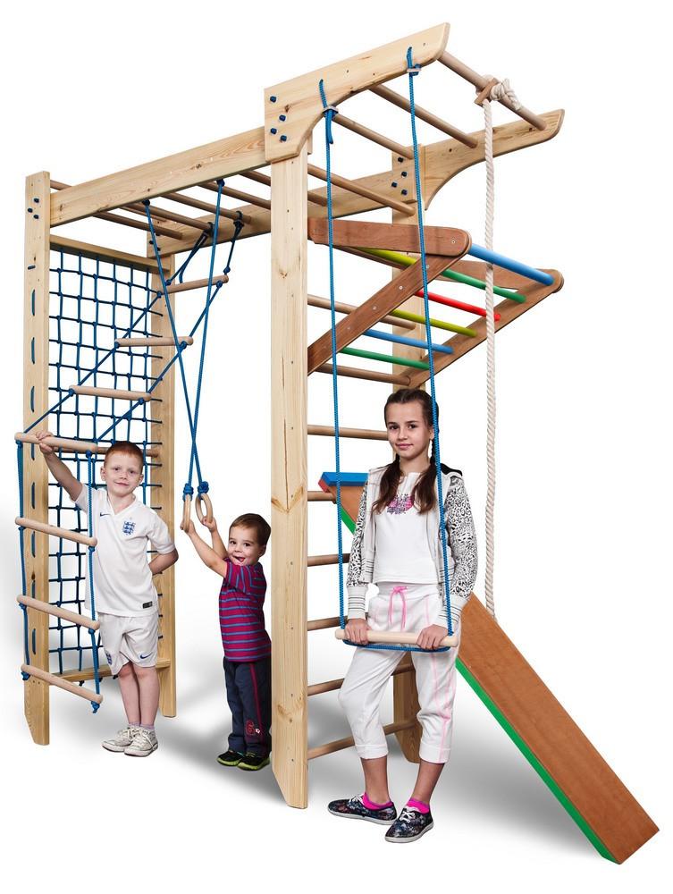 Спортивний комплекс для дому « Kinder 5-240»