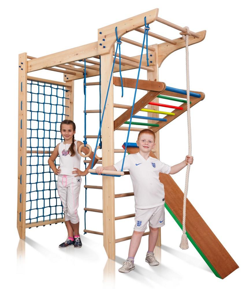 Спортивный комплекс для дома «Kinder 5-220»