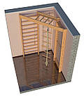 Спортивный комплекс для дома «Baby 4-240», фото 4
