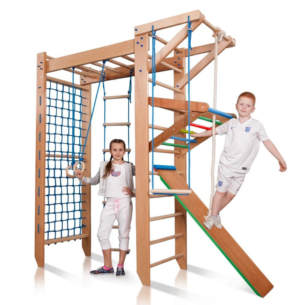 Спортивный комплекс для дома «Baby 5-240»