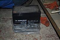 Аккумулятор Sunlight SPB 12-55 12V 55Ah