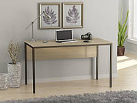 Компьютерный прямой стол без ящиков LOFT-2p, фото 1