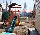 Игровой комплекс для улицы Babyland-3, фото 4