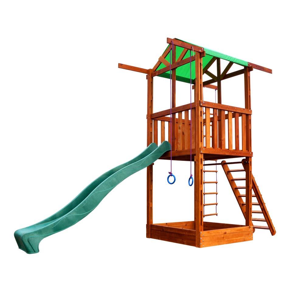 Игровой комплекс для улицы Babyland-1