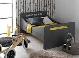Кровать для подростка Junior Provence Lit Evolutif Feroe Ardoise