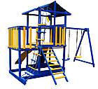 Игровой комплекс для улицы Babyland-11 цветной, фото 4