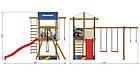 Ігровий комплекс для вулиці SportBaby-8, фото 3