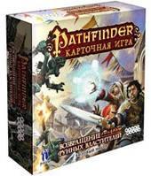 Следопыт  карточная игра: Возвращение Рунных Властителей (рус) (Pathfinder Adventure Card Game Rise of the Runelords) настольная игра