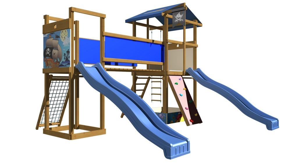 Ігровий комплекс для вулиці SportBaby-11