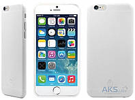 Чехол Stoneage Ultra thin PP Case Apple iPhone 6, iPhone 6S Transparent White (C835a)