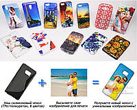 Печать на чехле для Samsung Galaxy Note 7 Duos N930F (Cиликон/TPU)