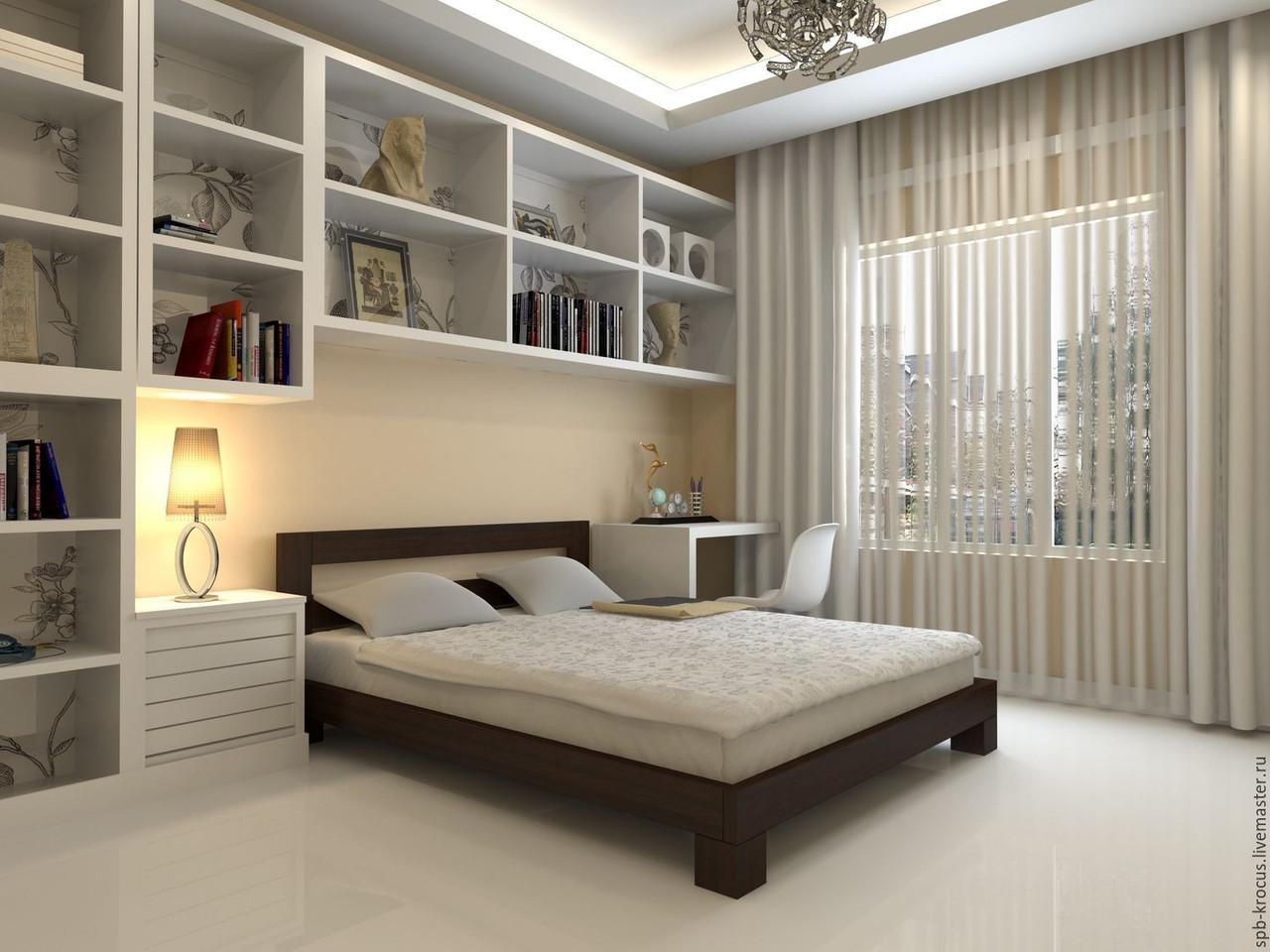 Кровать двуспальная деревянная   Star (Стар) Микс мебель160х200, цвет венге