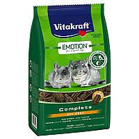 Vitakraft Emotion Complete All Ages Корм гранулированный для шиншилл