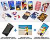 Печать на чехле для Sony Xperia E5 F3311 (Cиликон/TPU)