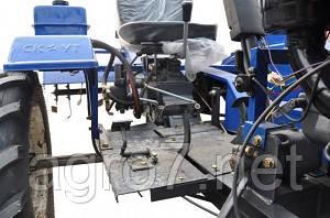 Трансмиссия мототрактора