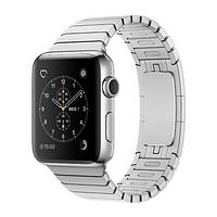 Apple Watch Series 2 42mm Stainless Steel Case with Stainless Steel Link Bracelet Band
