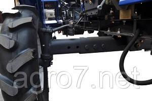 регулируемая колея на мототракторе гарден скаут